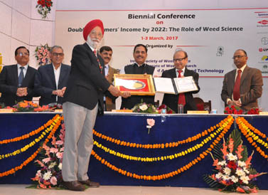 Biennial Conference on Doubling Farmer's Income by 2022